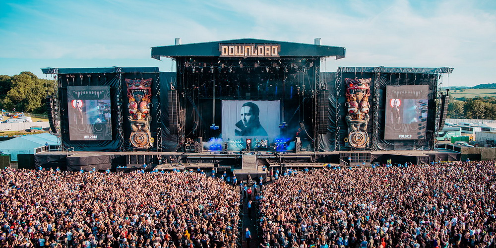 Download Festival: A pilgrimage for fans of rock and heavy metal