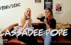 "Video interview: Cassadee Pope on getting candid on latest album ""Stages"" and weird UK slang"
