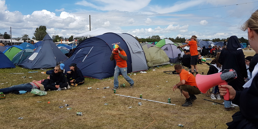 Roskilde Festival Day 5 and 6: Synthwave rules the festival – Messed!Up
