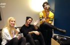 Palisades talk karaoke with Sleeping With Sirens, favorite fan gifts, and Taco Bell: Interview